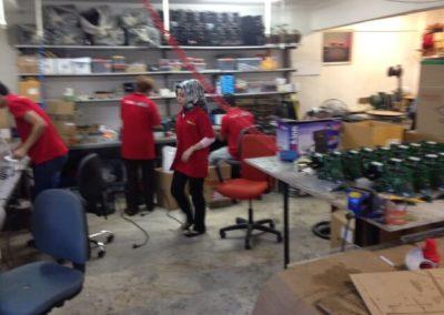 Serkay Elektronik fabrika (2)